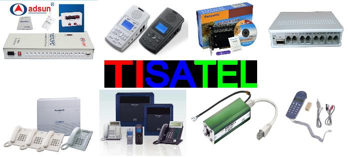 Tổng đài, thiết bị ghi âm, điện thoại