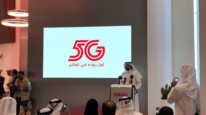 Qatar bất ngờ trở thành quốc gia đầu tiên khai trương mạng 5G