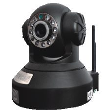CAMERA IP VDTech VDT-126PTW 1.0