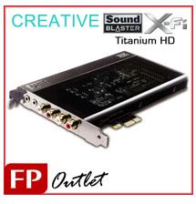 Soundcard CreativeBlaster XFi Titanium HD CRTXFI