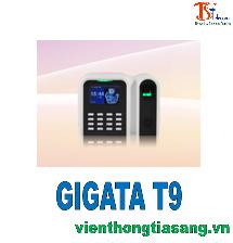 MÁY CHẤM CÔNG VÂN TAY GIGATA T9