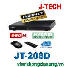 ĐẦU GHI HÌNH ANNALOG J-TECH JT-208D