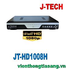 ĐẦU GHI HÌNH IP J-TECH JT-HD1008H