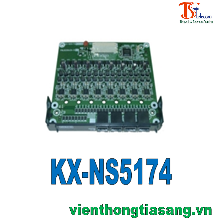 CARD 16 NHÁNH PANASONIC KX-NS5174