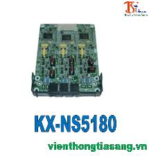 CARD 6 TRUNG KẾ ANALOG KX-NS5180