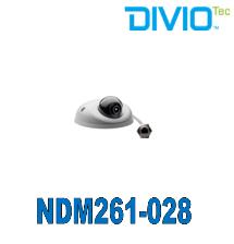 CAMERA IP DIVIOTEC NDM261-028