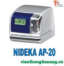 MÁY ĐÓNG CÔNG VĂN NIDEKA  AP-20