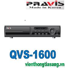 ĐẦU GHI HÌNH ANALOG PRAVIS QVS-1600