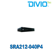 ĐẦU GHI HÌNH IP DIVIOTEC SRA212-040P4