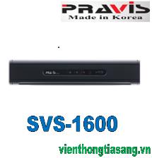 ĐẦU GHI HÌNH ANALOG PRAVIS SVS-1600