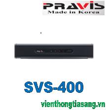 ĐẦU GHI HÌNH ANALOG PRAVIS SVS-400