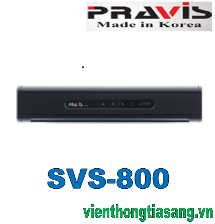 ĐẦU GHI HÌNH ANALOG PRAVIS SVS-800