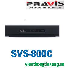 ĐẦU GHI HÌNH ANALOG PRAVIS SVS-800C