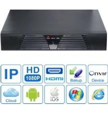 Đầu Ghi Hình Camera IP 04 Kênh NVR Tisatel TS-N 104