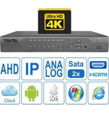 Đầu Ghi Hình Camera IP 32 Kênh NVR Tisatel TS-N 332