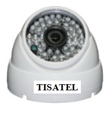 Camera IP Dome hồng ngoại 2.0MP TISATEL TS-IP 6720