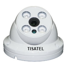 Camera IP Dome hồng ngoại 1.3MP TISATEL TS-IP 6813