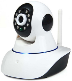 CAMERA IP WIFI TISATEL 1.0