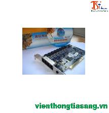 Card ghi âm tổng đài điện thoại Tansonic 16 port, PCI