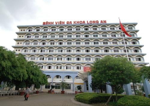 Bệnh Viện Đa Khoa Huyện Vĩnh Hưng - Long An
