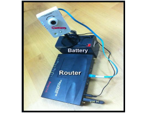 Giải pháp xem camera từ xa qua 3G